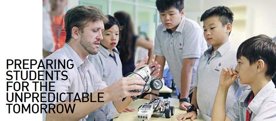 Preparing Students for the Unpredictable Tomorrow