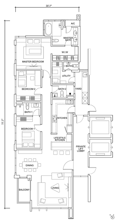 damai-residence-type-a1-small